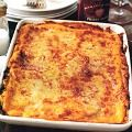 Pumpkin Lasagna Had this at a party and it was so incredibly delicious.