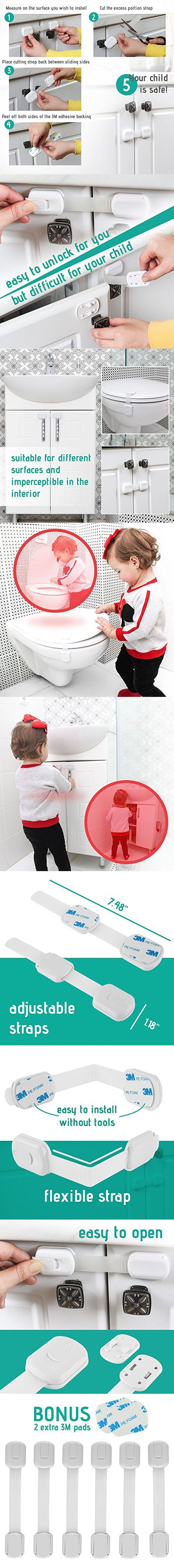 Child Safety For Cabinets 17 Best Ideas About Baby Safety On Pinterest Childproofing Baby