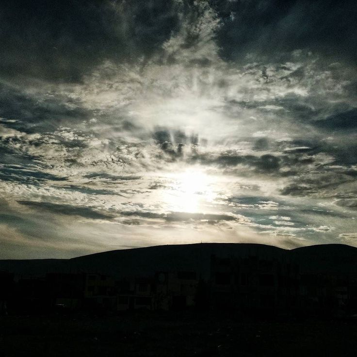 You'd like this one by jordanloja20 #landscape #contratahotel (o) http://ift.tt/1SCEi3d #paisajes #atardecer #sunset #tacna #instaperu #sky #clouds #earth #wonderful