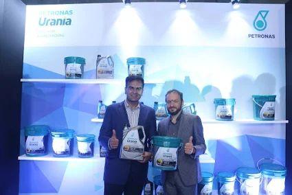 Petronas Launches Urania with ViscGuard