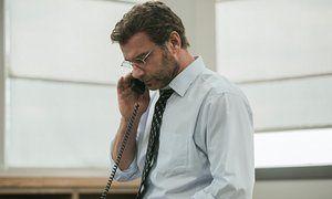 Liev Schreiber as Marty Baron in Spotlight