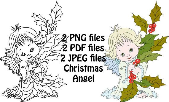 Hey, I found this really awesome Etsy listing at https://www.etsy.com/listing/563339279/digi-stamps-angel-png-digital-stamps