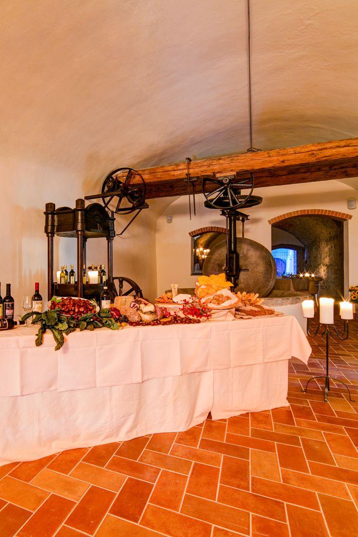 Il Conventino a Marignolle - Sapori tipici della #Toscana nel nostro #frantoio.  #ristorante #cucinatoscana
