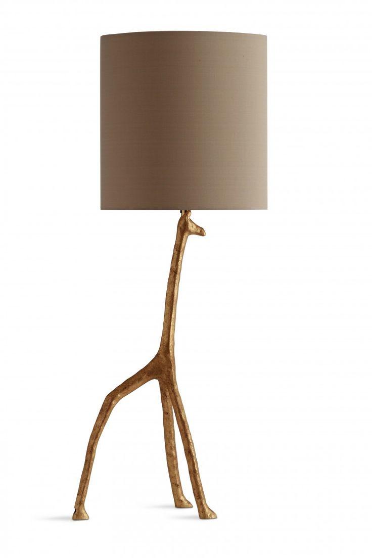 Wh wholesale vintage lead crystal table lamp buy cheap - Giraffe Lamp Porta Romana
