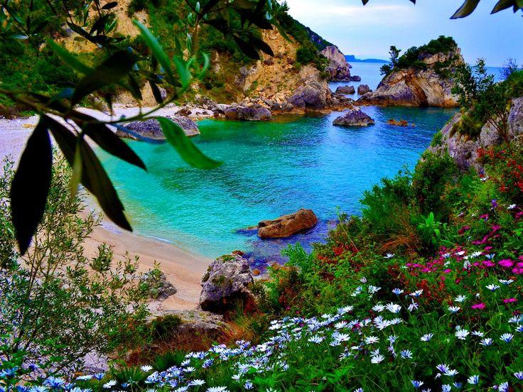 Nature S Beauty Beach Wallpaper: Image Nature Widescreen 2 HD Wallpapers