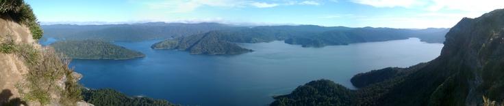 Lake Waikaremoana, North Island, NZ