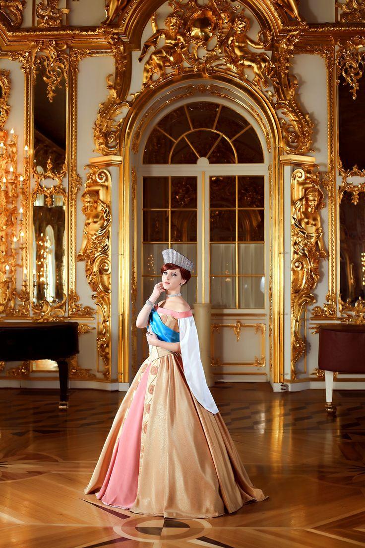Sentimental princess Anastasia by Seiren-hime.deviantart.com on @deviantART I know its not disney