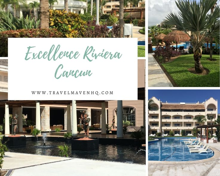 Excellence Riviera Cancun - Mexico-Resort Review