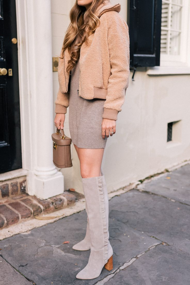Joie Dress & Boots