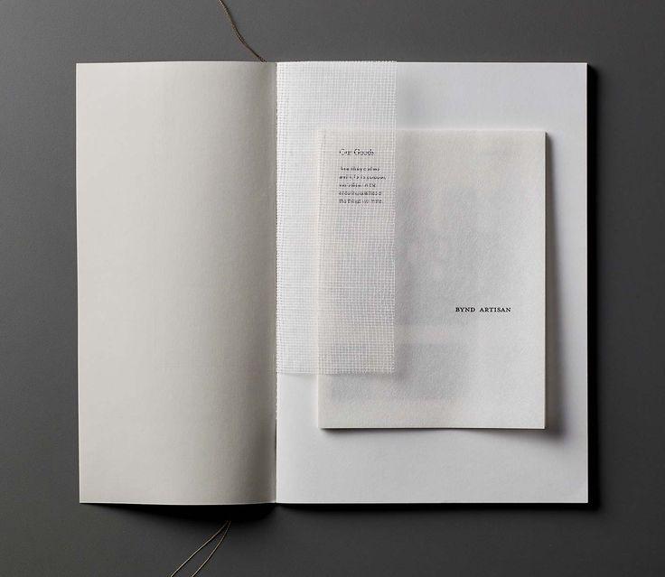 Bynd Artisan Brochure by &Larry