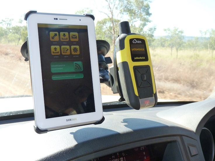 Yellowbrick GPS Tracker, there is No escape