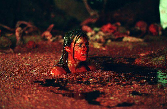 Still of Shauna Macdonald as Sarah in   The Descent (2005)