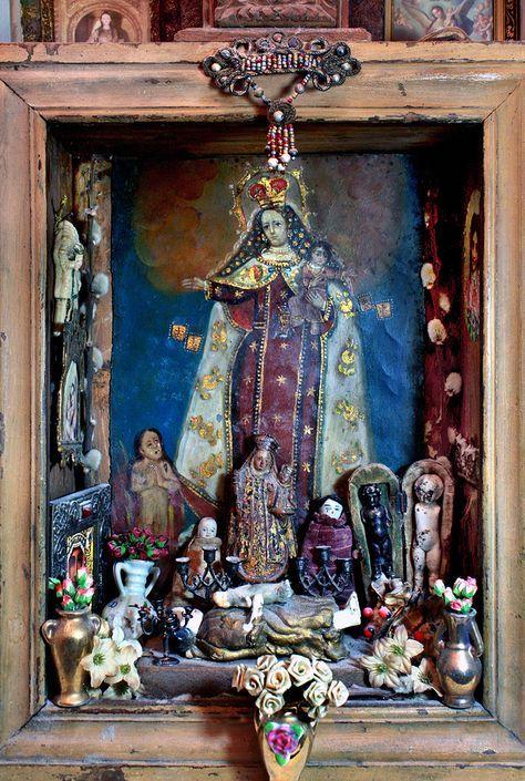 nicho altar - Google Search