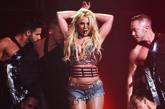 Britney Spears Singing Live: Watch the 7 Best Videos | Billboard