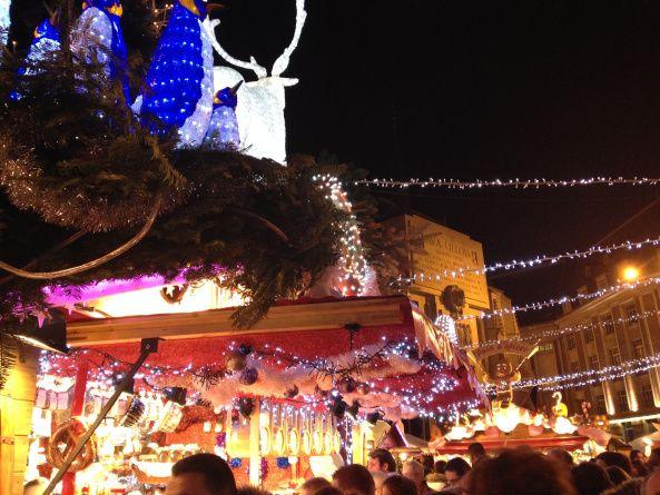 Makiranol au marché de Noel de Lille