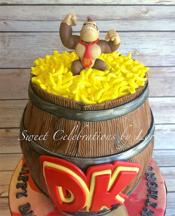 489 Best Images About Video Game Cakes On Pinterest
