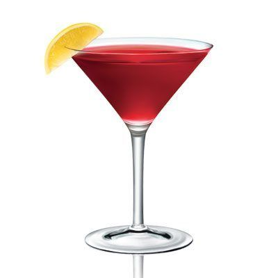 Carrabba's Pomegranate Martini  Copycat Recipe    1-1/4 Absolut Apeach Vodka   3 ounces pomegranete juice   2 ounces fresh squeezed orang...