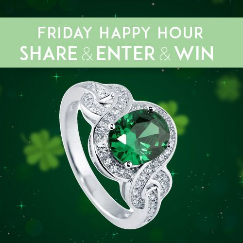 Berricle Jewelry Friday Happy Hour Giveaway (Ends 3/15 - One Time Entry) #Sweepstakes #Contest #Giveaway #win