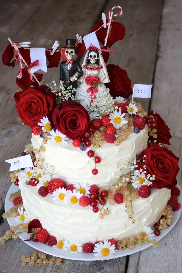 Die besten 25 Zweistckige torte Ideen auf Pinterest  Torten dekorieren zur taufe