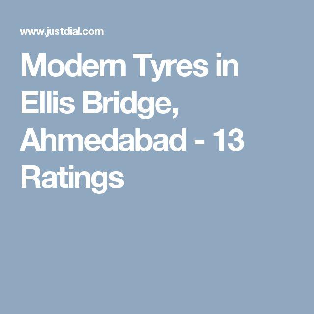 Modern Tyres in Ellis Bridge, Ahmedabad - 13 Ratings