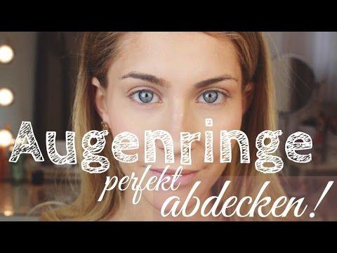 Augenringe PERFEKT abdecken OHNE Absetzen! | BELLA - YouTube