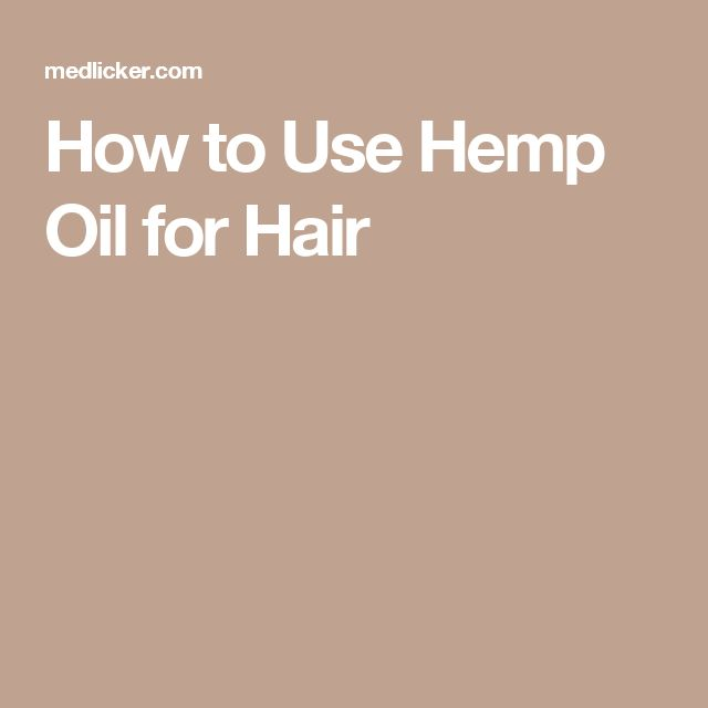 How to Use Hemp Oil for Hair https://cannabis-seeds-usa.org/