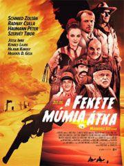 A Fekete Múmia Átka (2015)