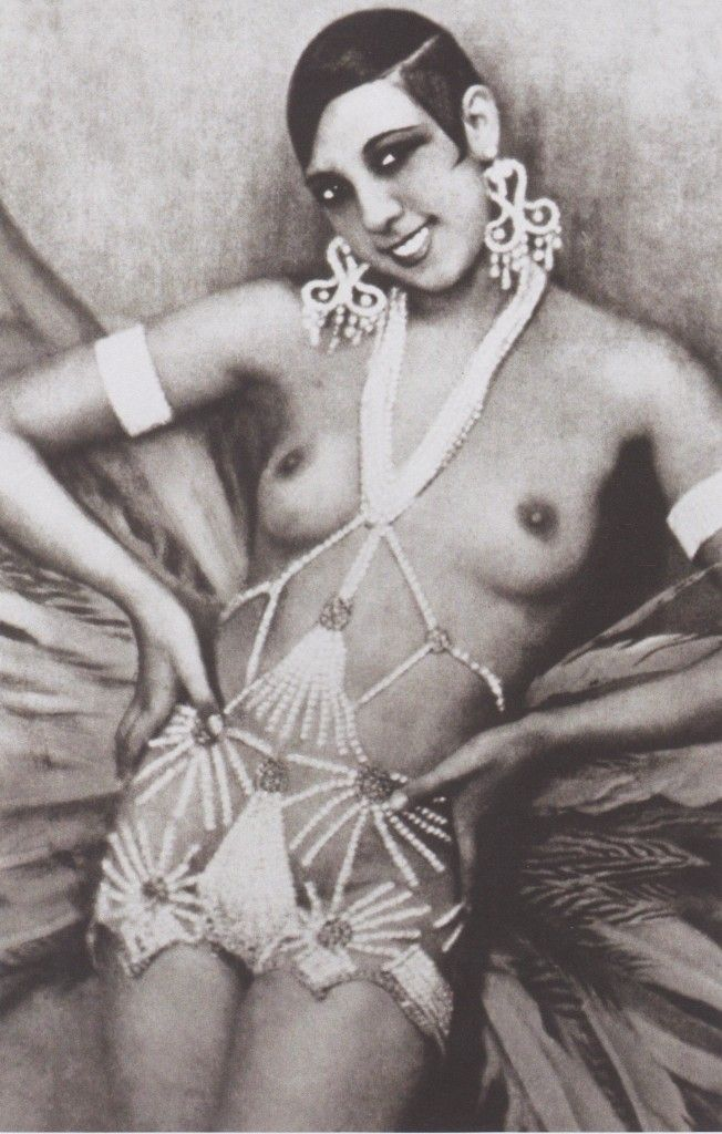 "In December of 1925 the American cabaret performer Josephine Baker brought her show 'La Revue Négre' from Paris to Berlins Theater De Westens. Baker became an almost overnight phenomenon from which it was said ""the women of Berlin were never the same again."" The black performers touring Europe at the time were perceived as both reinforcing and subverting racial stereotypes with Baker at the forefront."