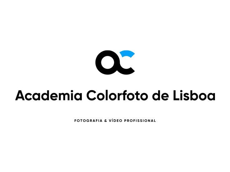Creation and development of Identity – Academia Colorfoto de Lisboa.