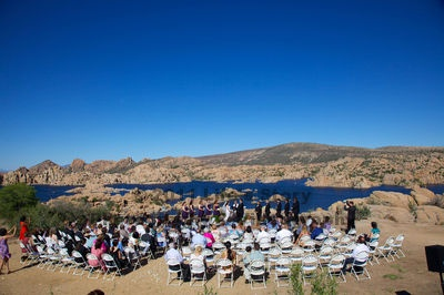 Wedding Venue Watson Lake Prescott Arizona
