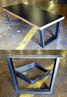 Hairpin Legs | Metal Table Legs | Stainless Steel Legs | Custom Furniture Legs