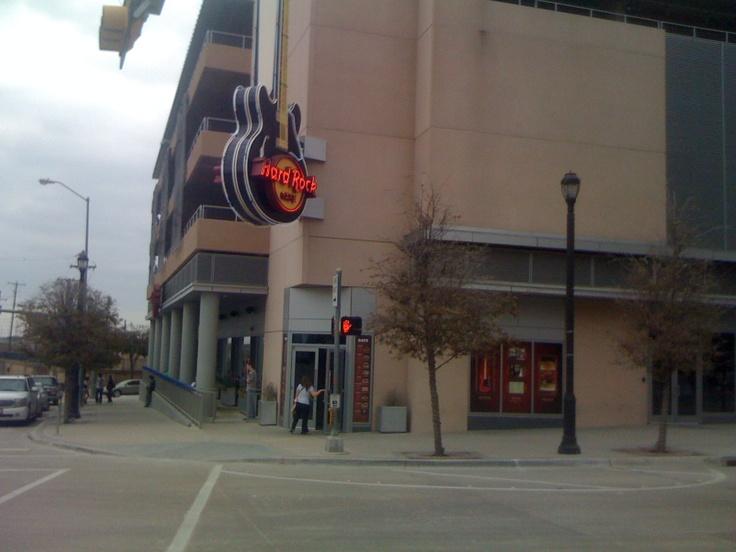 Hard Rock Cafe in Dallas, TX