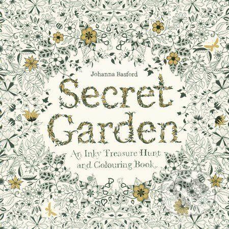 Martinus.sk > Knihy: Secret Garden (Johanna Basford)