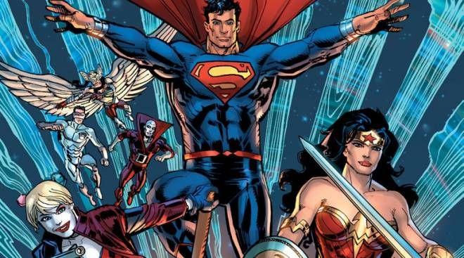 DC Comics New Talent Showcase da Wonder Woman Superman le star del fumetto di domani