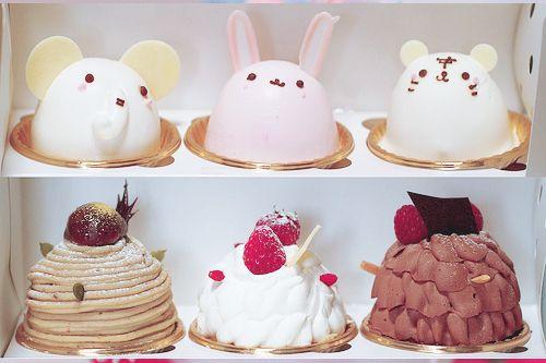 Kawaii Food ♥ #kawaii #food #desserts