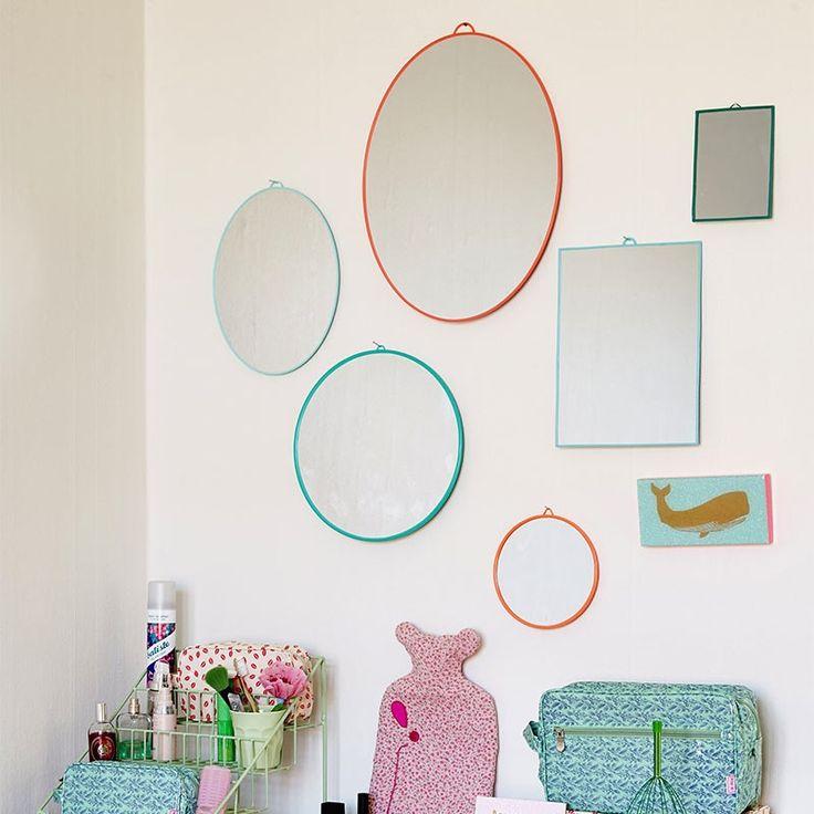 spiegel mit rahmen auf pinterest spiegel rahmen rahmen spiegel und. Black Bedroom Furniture Sets. Home Design Ideas