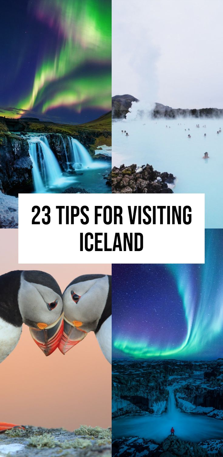 23 Tips You NEED To Know Before Visiting Iceland!