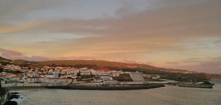 A beautiful view captured by an Ofan with his Find 5 in the city Angra do Heroísmo, Portugal. What different locations have you visited with your Find 5? #Find5 #Osnap