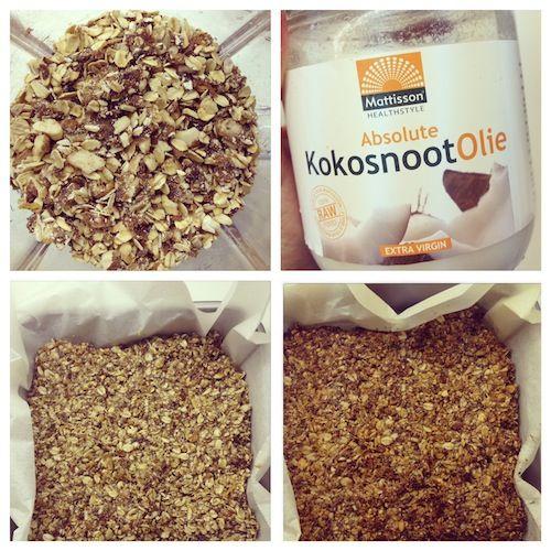 3x gezonde mueslirepen (suikervrij, glutenvrij & vegan) | Chickslovefood.com