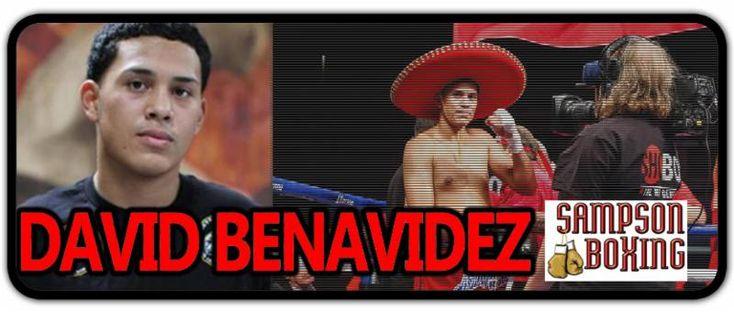 David Benavidez vs Rogelio Medina in WBC Eliminator