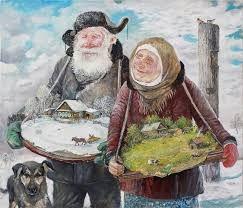 Картинки по запросу дедушка и бабушка