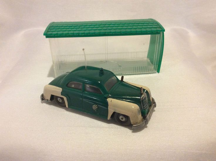 Siku Plastik V52 Mercedes 180 Peterwagen / Polizei ovp V Serie