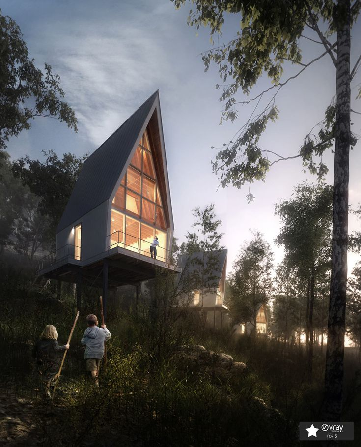 Making of Vacation Cabin