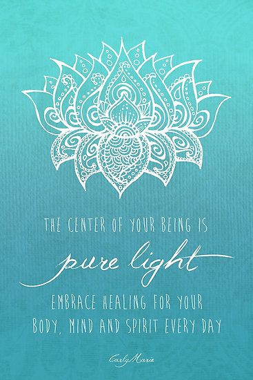 You're Pure Light by CarlyMarie