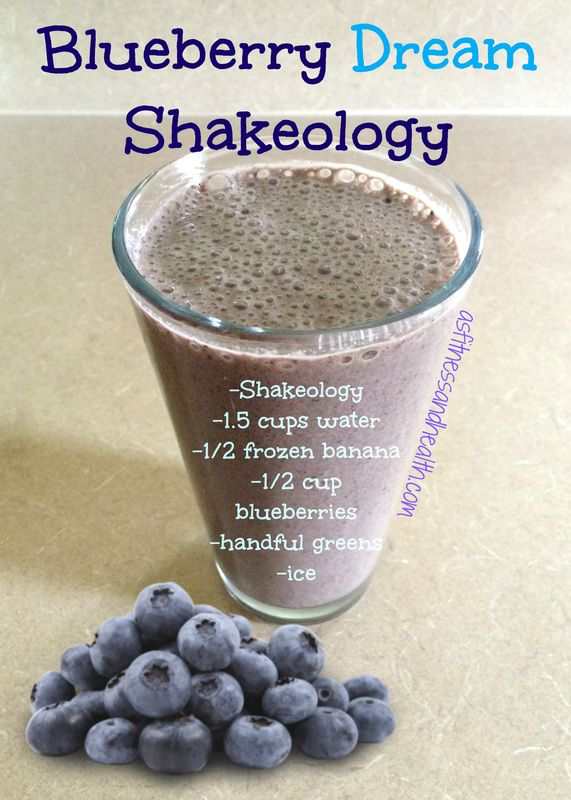 Try this very simple, yet very delicious Blueberry Dream Shakeology recipe! High in antioxidants! One of my all time favorites! Perfect with chocolate or vanilla Shakeology. Fit mom. Fit Pregnancy. Healthy toddler. You can check out this and more at asfitnessandhealth.com/recipes.html