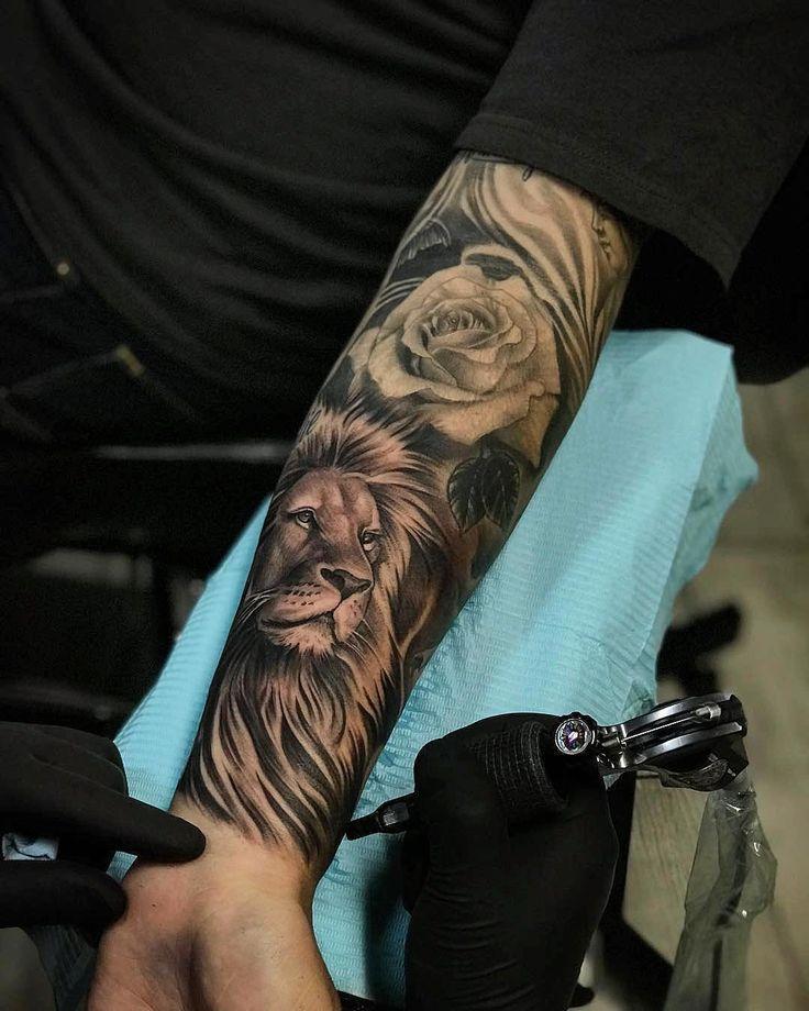 frauen arm tattoos