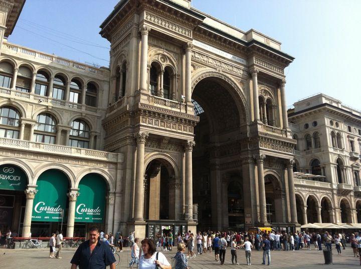 Milano στην πόλη MI