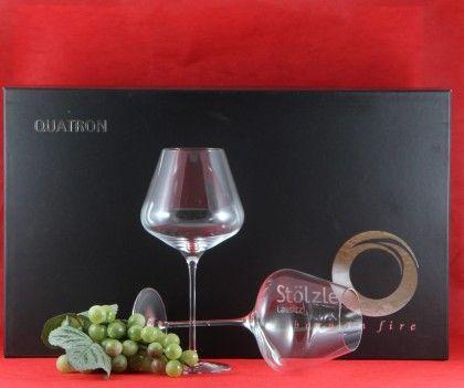 Bicchieri in  vetro cristallino  - Pathos