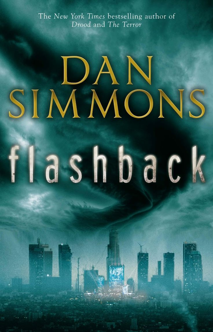"""Flashback"" by Dan Simmons. I hadn't read a Dan Simmons book in a while, but this dystopian tale was a welcome release from his recent outings. I was intrigued enough by the initial premise of the story, and the scarred future it takes place in, to give it a try. For the most part I really enjoyed the book; it moved a bit haphazardly in the last quarter, but still an enjoyable read."