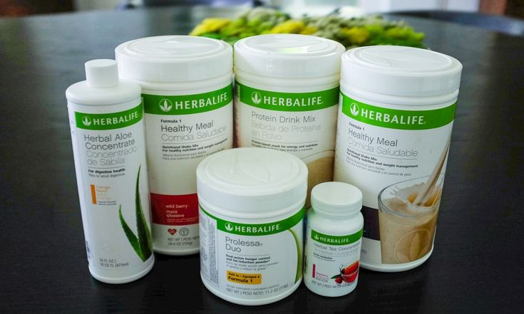 What Herbalife Weight Loss Products Should You Use?